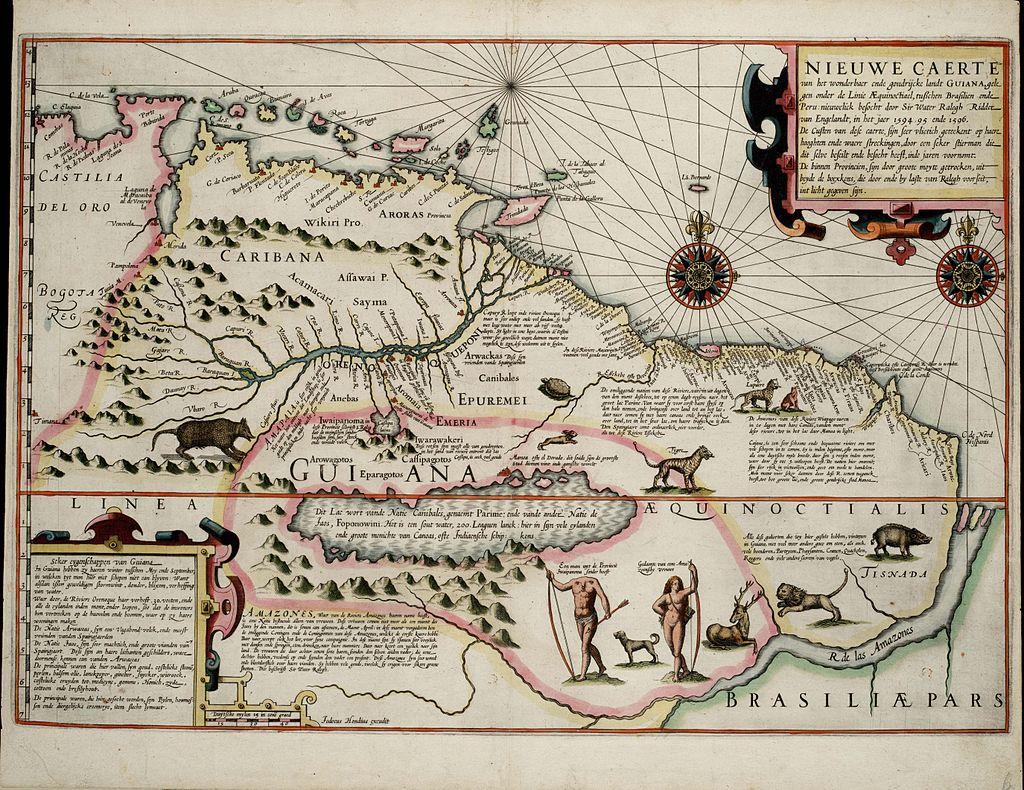 El dorado map high res1024px-1599_Guyana_Hondius